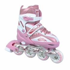 Giầy trượt patin trẻ em cao cấp Longfeng 907 (Size M từ 34-37)