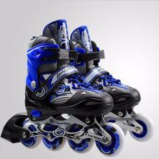 Giá bán Giầy trượt patin trẻ em LF 907 thế hệ mới size L (trên 10 tuổi)