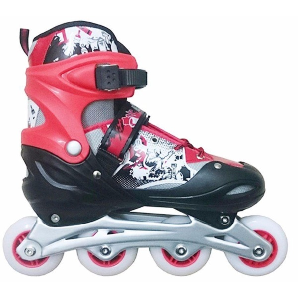 Phân phối [Lấy mã giảm thêm 30%]Giày trượt patin trẻ em Long feng 906 size S (Dưới 6 tuổi)