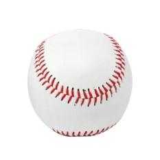 Hình ảnh GOOD Soft Safety Kids 9# Sports PVC Upper Rubber Inner Baseball Balls For Training White - intl