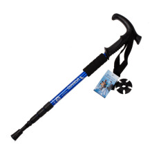 Mua Hiking Walking Trekking Trail Poles Ultralight 4 Section Adjustable Canes Trong Trung Quốc