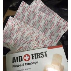 Hình ảnh Hộp 100 băng gạc y tế cá nhân