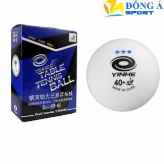 Hộp 6 quả bóng bàn Yinhe 40 thumbnail