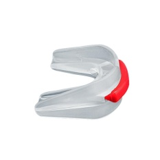 Hot selling Boxing Mouthguard Mouthpiece Shield case Kickboxing Mouth Protector - intl