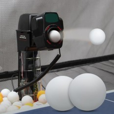 Hình ảnh Justgogo 6 cái Quả Bóng bàn Bóng Bàn cho Sân Vận Động Huấn Luyện 40 mét Trắng/Cam-quốc tế