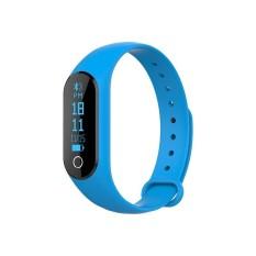Hình ảnh KALOAD W25B Smart Bracelet Heart Rate Blood Pressure IP67 Waterproof Sports Wristband#blue - intl