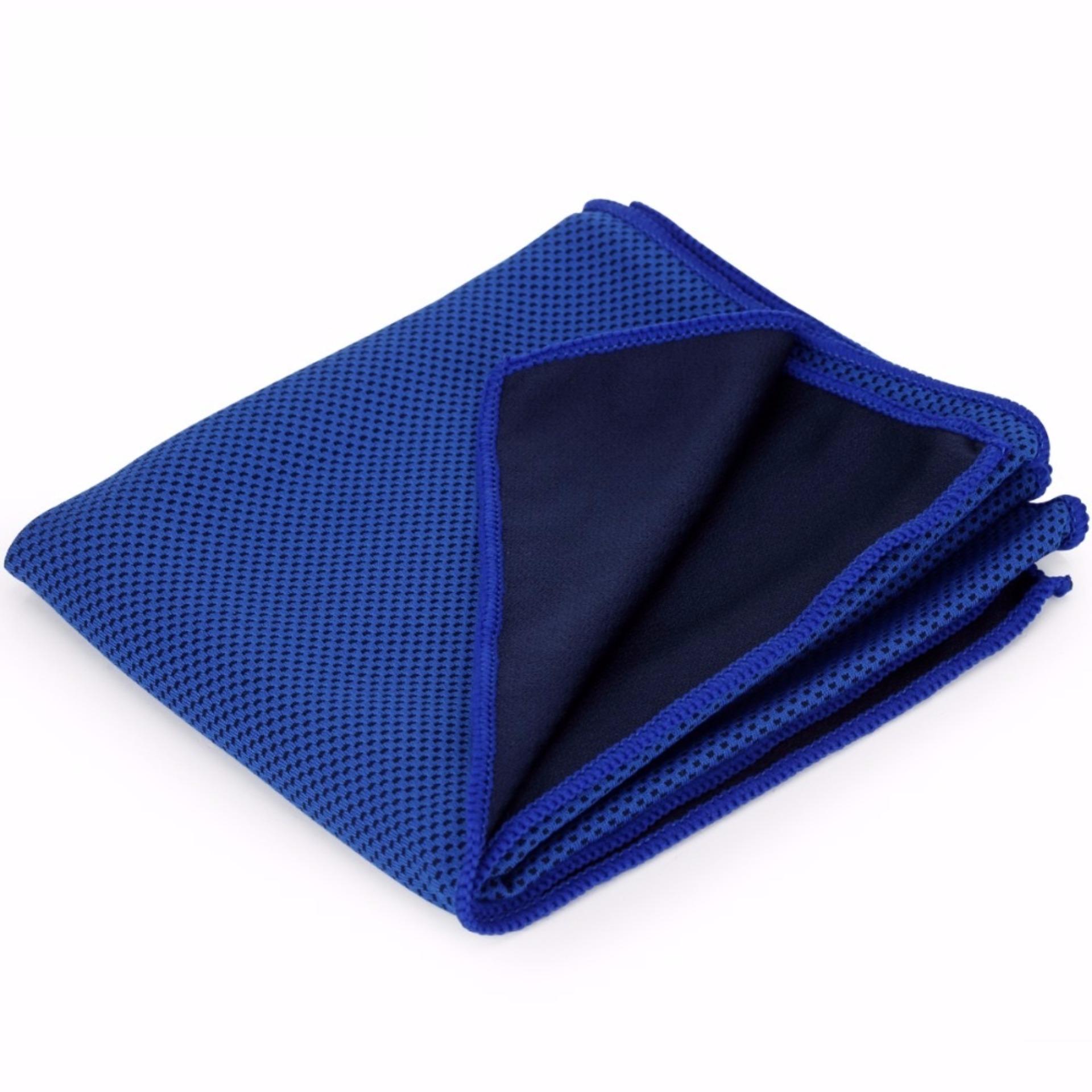Khăn thể thao, khăn siêu mát, khăn lạnh thể thao gọn nhẹ Cooltime POPO Collection 19
