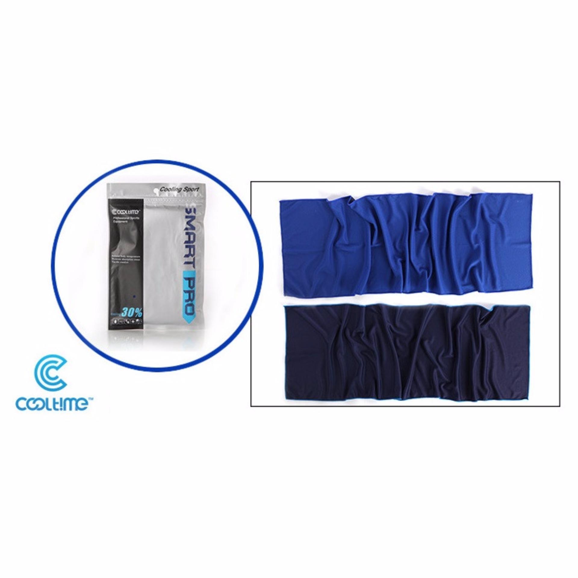 Khăn thể thao, khăn siêu mát, khăn lạnh thể thao gọn nhẹ Cooltime POPO Collection 16