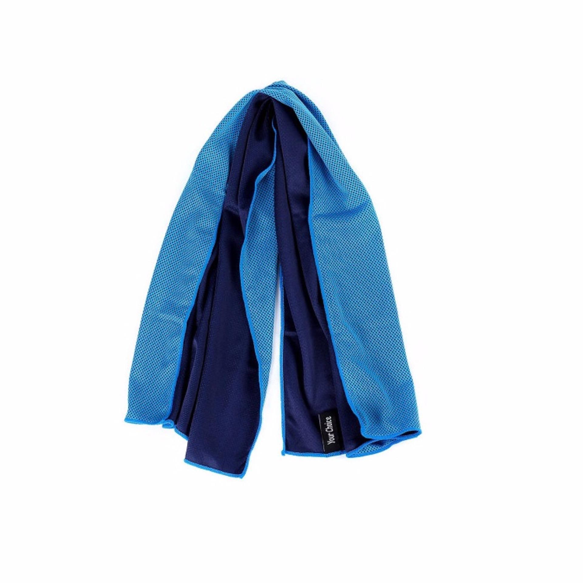 Khăn thể thao, khăn siêu mát, khăn lạnh thể thao gọn nhẹ Cooltime POPO Collection 14