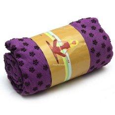 Ôn Tập Khăn Trải Thảm Yoga Hạt Pvc Tps Tim