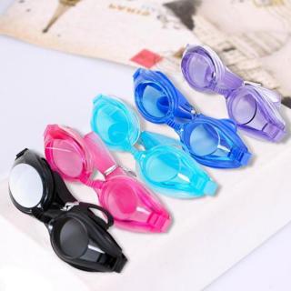 Kính bơi bảo vệ mắt trẻ em Silicon+ Bịt tai + Bịt mũi thumbnail