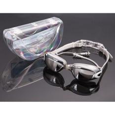 Hình ảnh Kính bơi Shenyu tráng bạc chống tia UV KB 1010 (Màu bạc)