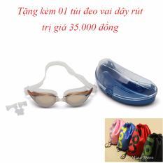 Mã Khuyến Mại Kinh Bơi Shenyu Trang Bạc Tặng Kem Tui Đeo Vai Day Rut Tiện Lợi Rẻ