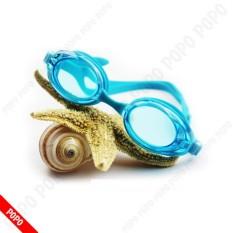 Kính bơi thiết kế hiện đại  chống tia UV chống lóa 1153 mắt kính trong suốt kiểu dáng thời trang cao cấp  POPO Collection Nhật Bản