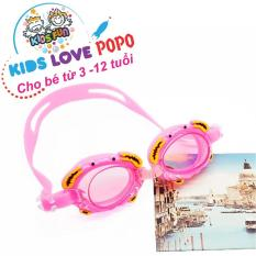 Hình ảnh Kính bơi trẻ em thời trang (Dưới 12 tuổi), chống tia UV - POPO Sport