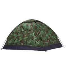 Lều vải dù màu lính Army 2 người