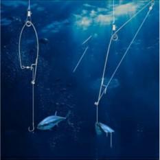 Hình ảnh Lưỡi câu cá tự động giật - bộ 2 lưỡi