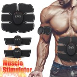 Bán Magic Ems Muscle Training Gear Abdominal Abs Fit Body Exercise Stimulator Black Intl Trung Quốc