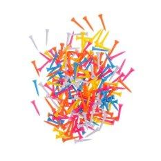 Bán Magideal 200 Nhựa Mau Hỗn Hợp Golf Tee Golf Thực Hanh Huấn Luyện Phụ Kiện 42 Met Quốc Tế Magideal Có Thương Hiệu