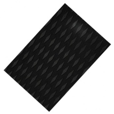 Giảm Giá Ưu Đãi Khi Mua MagiDeal EVA Diamond Groove Surfboard Surfing Traction Pad Deck Grip Tail Pad Black - Intl