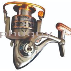 Hình ảnh Máy câu cá Yumoshi LC5000 12 bạc đạn - Kim Loại