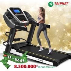Hình ảnh máy chạy bộ điện đa năng Tech Fitness TF06AS
