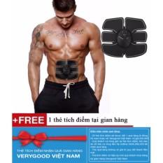 Hình ảnh Máy massage body 6 múi EMS + Tặng kèm 1 thẻ tích điểm Verygood