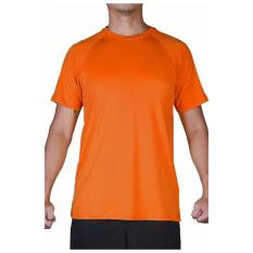 Giá Bán Men S Ulight Plain Sport Tee Original Orange A095 Mới