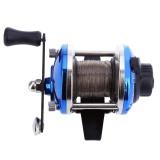 Mua Mini Right Hand Drum Fishing Wire Winder With 2Mm Line 50M Blue Intl Trực Tuyến