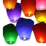 Bán Moonar 5Pcs Mini Sky Lanterns Chinese Paper Sky Candle Fire Balloons For Festive Events Intl Hong Kong Sar China