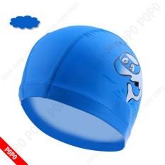 Hình ảnh Mũ bơi trẻ em ngộ nghĩnh 1179 chất liệu an toàn mang đếm cảm giác mềm mại khi đội cho bé POPO Collection