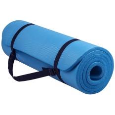 Cửa Hàng Thảm Tập Yoga Day Đa Năng Xanh Dương Quốc Tế Oem Trung Quốc