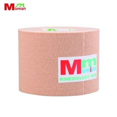 Hình ảnh Mumian MK6 5M Cotton Elastic Adhesive Muscle Sports Roll Kinesio Tex Tape - intl