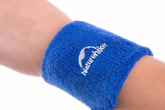NatureHike Brand Sports Wristband Cotton Wrist Support Protector Sweatband Unisex Gym Strap Sport Wrist Wrap Basketball/Tennis - intl