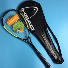 Hình ảnh Composite mới Carbon Unisex Bóng Quần Vợt Dành Cho Vợt Thể Thao Tập Vợt Squash (Vàng Đen)-quốc tế