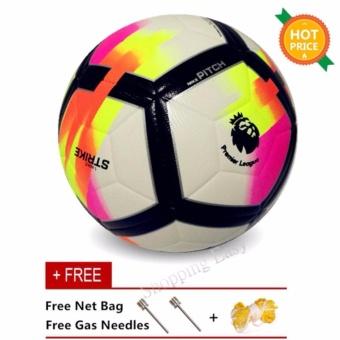 Mùa Giải mới Bóng Đá Bóng Đá Chống trượt Kích Thước 5 Bóng Đá Bola Sepak-quốc tế