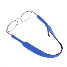 Hình ảnh Newwordmall*Underwater Diving Anti Slip Adjustable Stretchy Glasses Neck Strap Universal