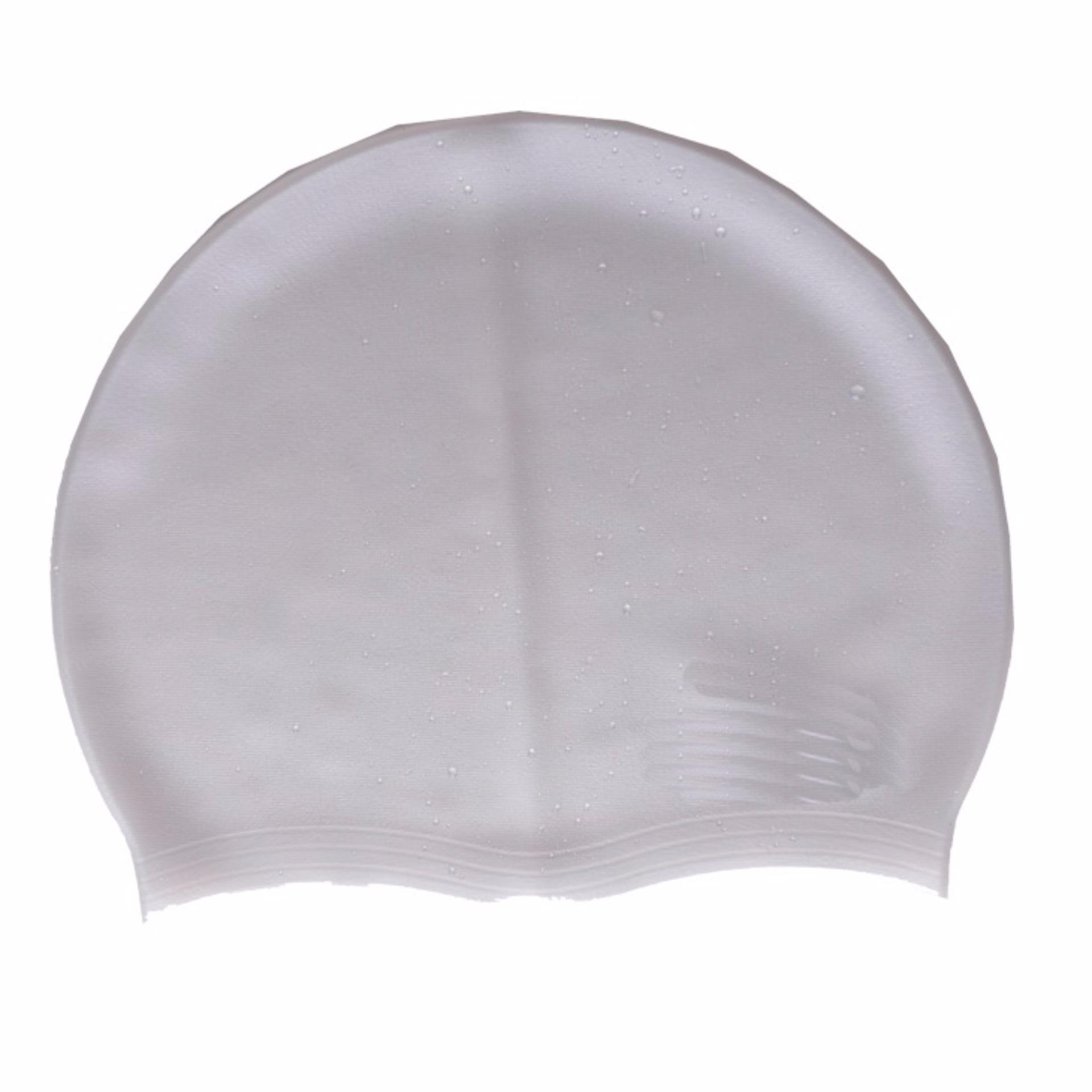 Nón bơi mũ bơi trơn silicone chống thống nước cao cấp CA31 POPO Collection 26