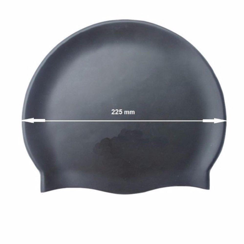 Nón bơi mũ bơi trơn silicone chống thống nước cao cấp CA31 POPO Collection 16