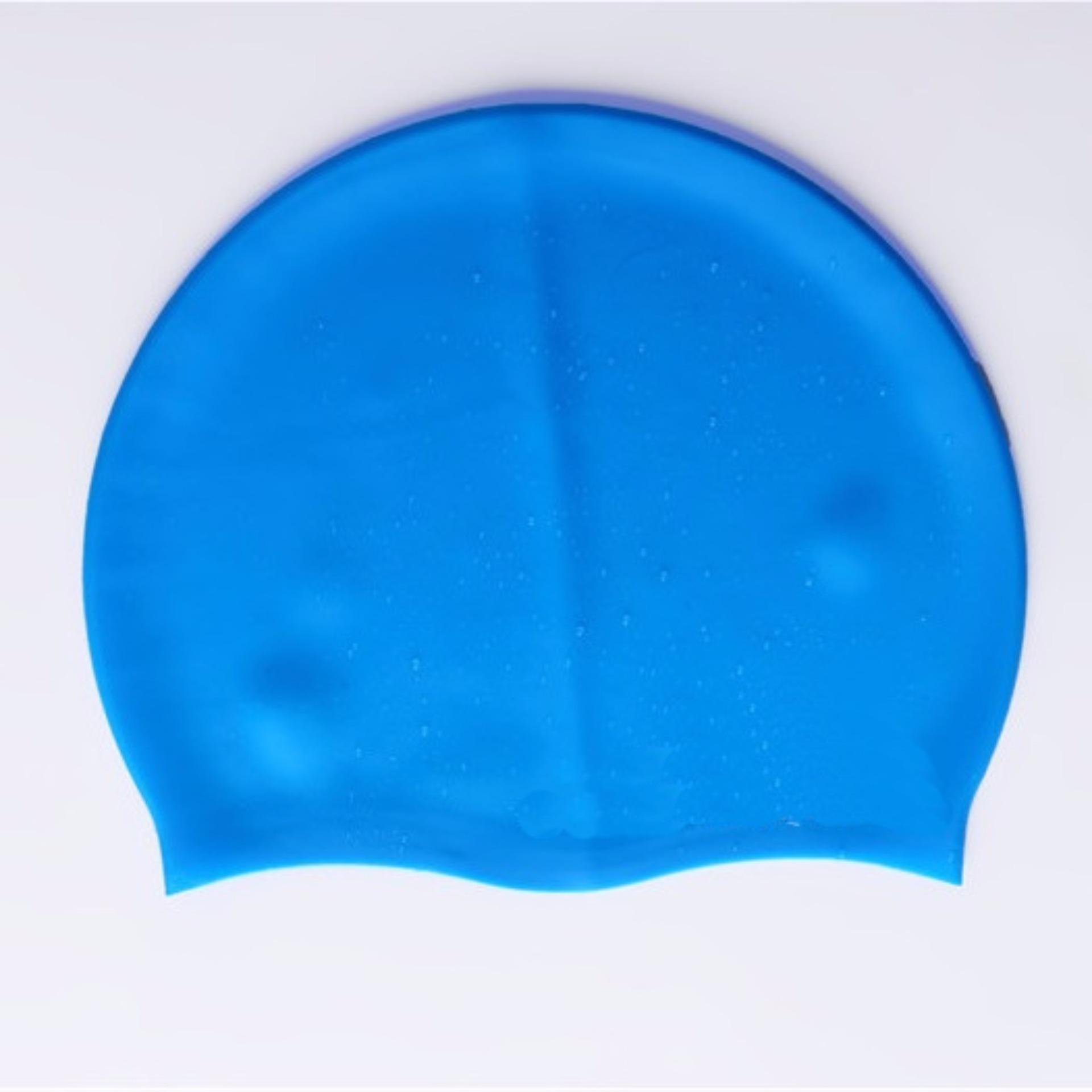 Nón bơi mũ bơi trơn silicone chống thống nước cao cấp CA31 POPO Collection 8