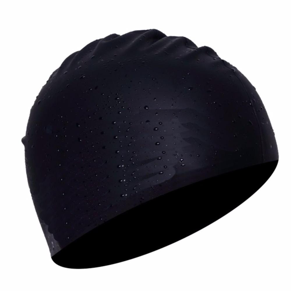 Nón bơi mũ bơi trơn silicone chống thống nước cao cấp CA31 POPO Collection 21