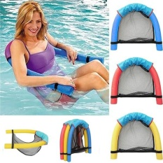 Hình ảnh Noodle Swimming Seat Recreation Chair Water Floating Funny Tube Recreation Toy - intl