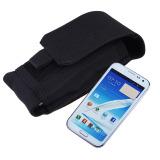 Bán Outdoor Hiking Belt Loop Hook Cover Case For 4 To 6 3 Mobile Phone Black Intl Có Thương Hiệu