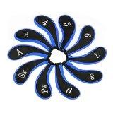 Giá Bán Palight 10 Cai Tay Neoprene Co Day Keo Cau Lạc Bộ Golf Sắt Putter Headcovers Đầu Bao Da Bảo Vệ Ốp Lưng Thể Thao Ngoai Trời Quốc Tế Palight Mới