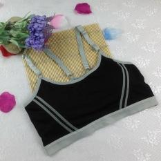 Ôn Tập Palight 2 Pcs Women Sports Yoga Bra Fitness With Shakeproof Underwear For Running Tops Intl