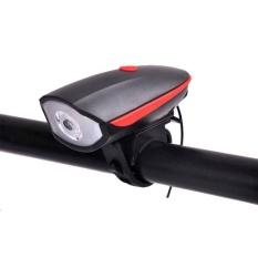 Mua PAlight Xe Đạp Điện Còi 130/140 Decibel Chuông Gắn Xe Đạp Sáng Đèn Pha Giọng Hát Sạc USB Đi Đêm đi Xe Đạp-quốc tế