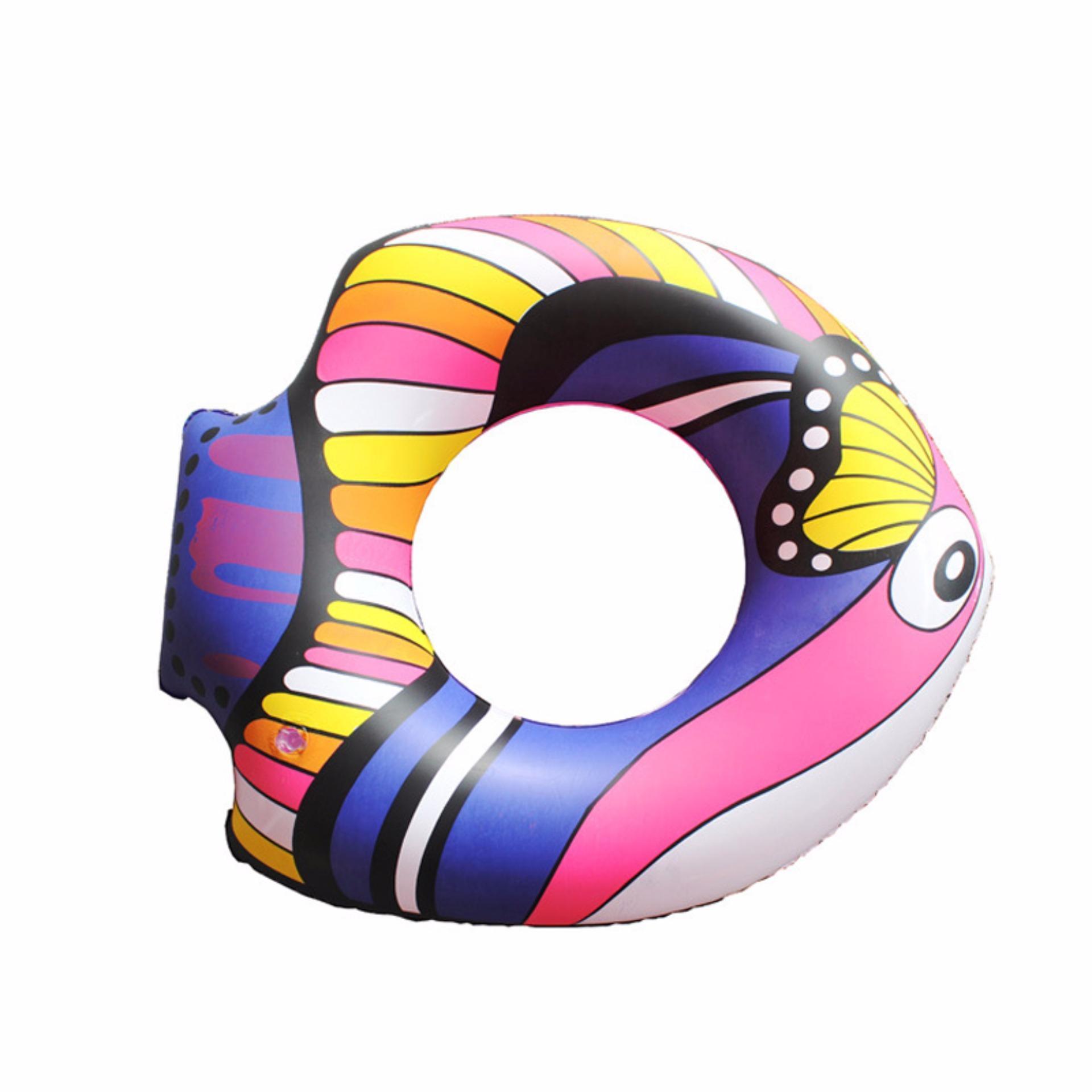 Phao Bơi Trẻ Em Hình Con Cá