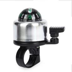 Popular Bike Cycling Sport Handlebar Compass Ring-down Horn Bicycle Bell - intl