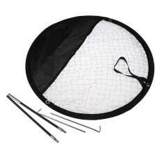 Portable Pop up Golf Chipping Pitching Practice Net Training Aid Tool (Intl)