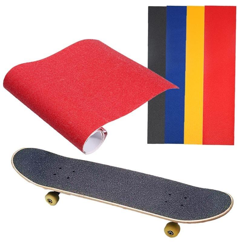 Mua Pro Skateboard Deck Sandpaper Grip Tape Skating Board Longboarding